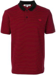 полосатая футболка-поло Swallow McQ Alexander McQueen