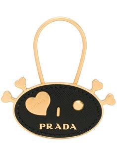 подвеска для сумки I heart Prada Prada