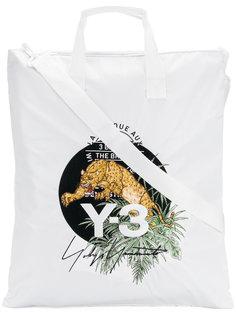 сумка на плечо с леопардом Y-3