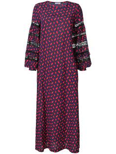 платье Smack с принтом в стиле casual P.A.R.O.S.H.