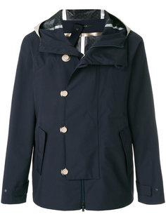куртка с капюшоном в стиле casual Z Zegna