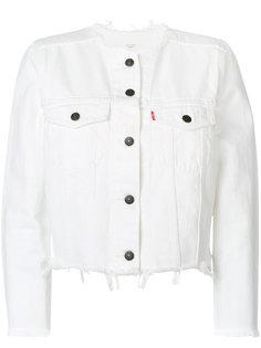 джинсовая куртка с бахромой Levis Levis®