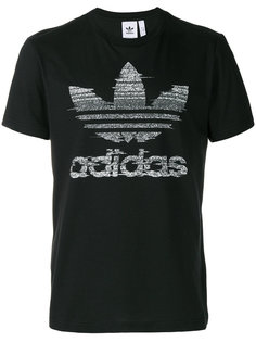футболка Adidas Originals Traction Trefoil Adidas