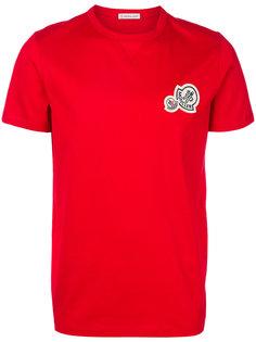 футболка с логотипом  Moncler