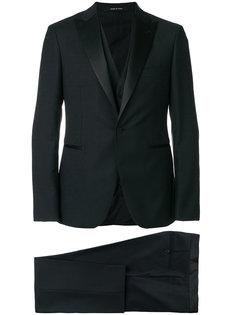 костюм-смокинг с жилеткой Tagliatore