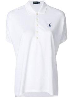 свободная рубашка поло  Polo Ralph Lauren
