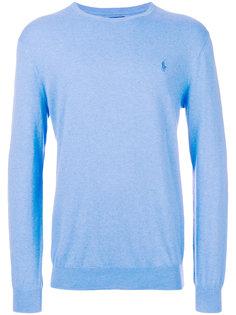 свитер с логотипом Polo Ralph Lauren