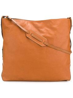 объемная сумка на плечо Carven