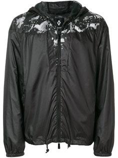 куртка с контрастной вставкой  Marcelo Burlon County Of Milan