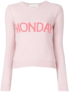 свитер Monday Alberta Ferretti