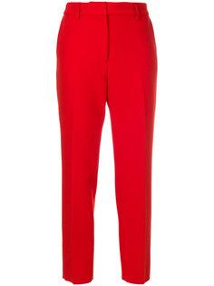 укороченные классические брюки MSGM