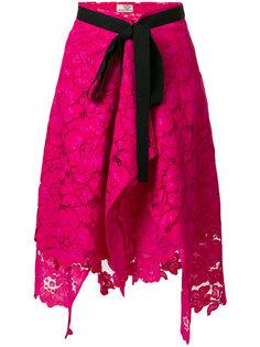 кружевная юбка с поясом  Antonio Marras