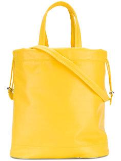 сумка-тоут со сборкой Paco Rabanne