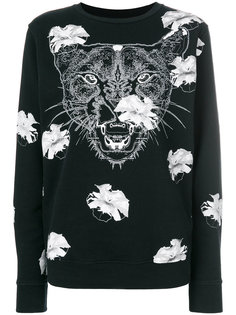 толстовка Flower Puma Marcelo Burlon County Of Milan