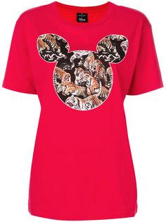 футболка Mickey Mouse Marcelo Burlon County Of Milan