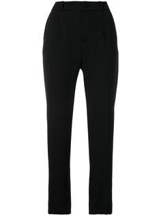 брюки с высокой талией Lanvin