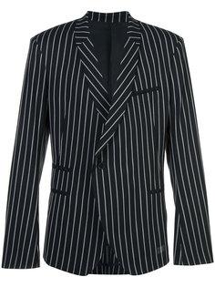 пиджак в тонкую полоску Haider Ackermann