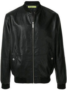 куртка-бомбер Versace Jeans