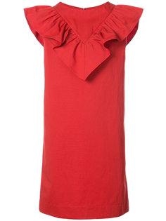 платье с декором из оборок Atlantique Ascoli