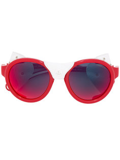 round-frame sunglasses Moncler Eyewear