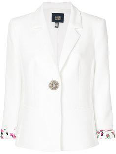 пиджак с подвернутыми рукавами Cavalli Class