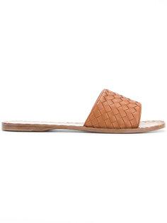 сандалии Intrecciato Bottega Veneta
