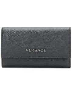 кошелек с логотипом  Versace