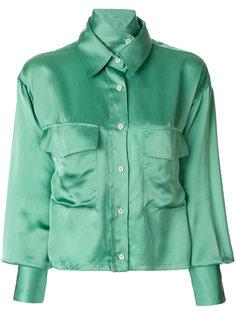 укороченная рубашка Aalto