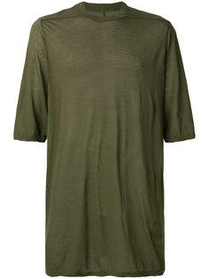 оверсайз-футболка  Rick Owens DRKSHDW