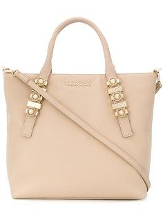 сумка-тоут с логотипом Versace Jeans