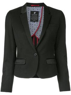 укороченный приталенный пиджак Loveless