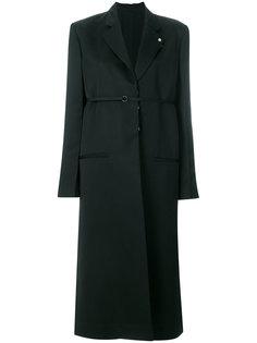 однобортное пальто Alyx