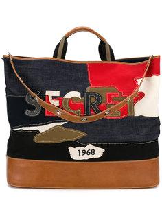 лоскутная сумка-тоут Secret Sonia Rykiel