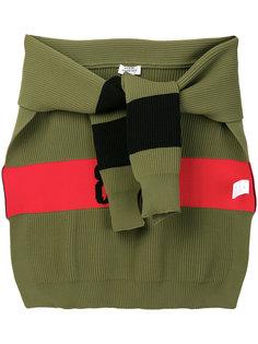 свитер колор блок  Sonia Rykiel