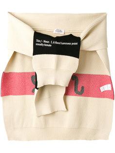 layered striped jumper Sonia Rykiel