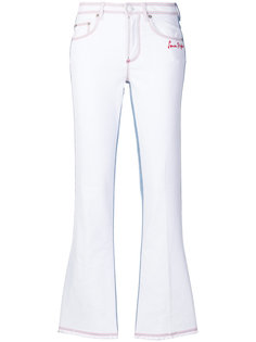 джинсы клеш  Sonia Rykiel