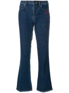 cropped flare jeans Sonia Rykiel