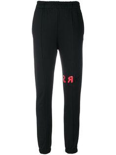 приталенные спортивные брюки Sonia Rykiel