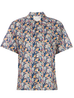 """рубашка с принтом """"пейсли"""" R13"""