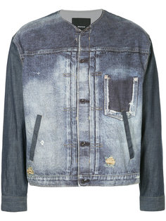 distressed denim jacket 08Sircus