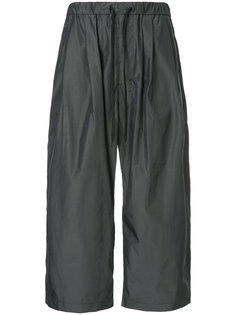 cropped drawstring trousers  08Sircus