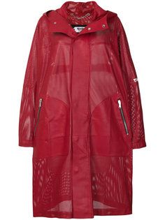 designer hooded coat Pihakapi