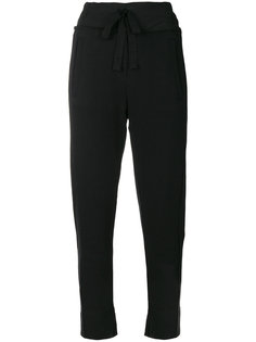 high waisted trousers  Ann Demeulemeester Blanche