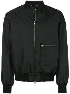 атласная куртка-бомбер Oamc