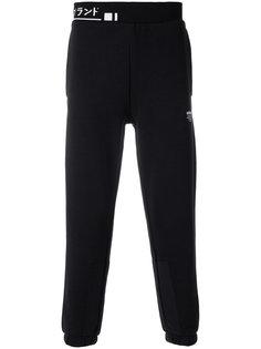 зауженные спортивные брюки NMD Adidas Originals