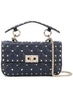 маленькая сумка Rockstud Spike Valentino
