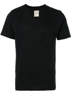 футболка с ложным карманом Zadig & Voltaire