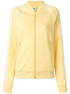 куртка-бомбер на молнии Adidas