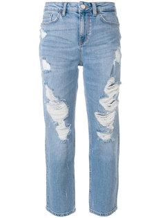 укороченные джинсы кроя слим Tommy Hilfiger