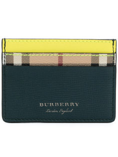 визитница Sandon Burberry